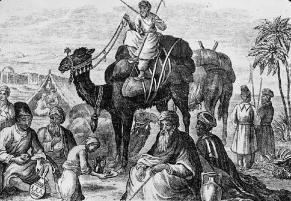 Istoria cafelei - partea 1 - pana la 1600 AD