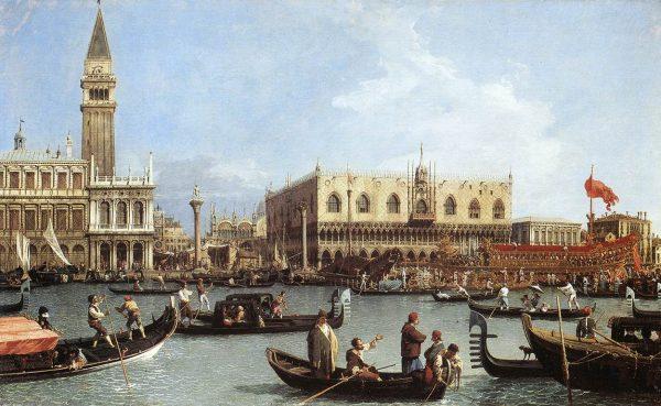 Venetia 1600.